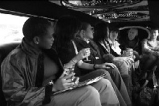 AC[Unlimited] Critical Conversations in a Limo, NY,Holly Crawford