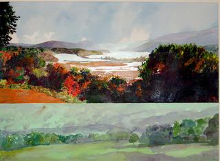 Boscobel Study, Elaine Galen