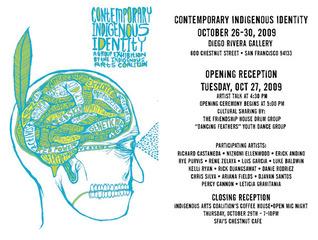 Art Show Invitation,