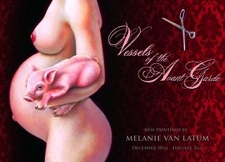"""""""Vessels of the Avant Garde"""", Melanie Van Latum"""