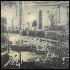 Bianco (triptych), Alessandro Busci