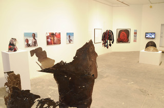 """Solos""  Gallery II,"