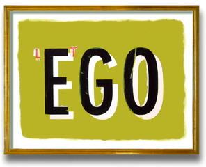(let go) Ego, Jayme Odgers