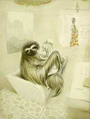 The Sloth, Georganne Deen