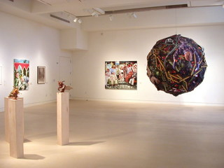 It Figures (installation shot),