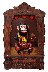 The Fortune Telling Monkey, Turf One