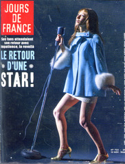 Le Retour D'une Star, November 1966,Josh Gosfield