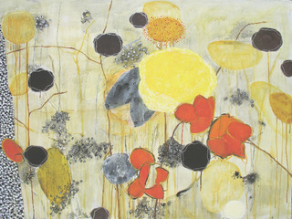 Window (Poppies),Jessica Martin