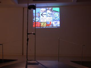 COMMAND Z, Curated by: Ted Fisher and Douglas McCulloh , Installation Shot