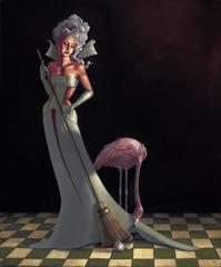 The Queen of Hearts, Melanie Van Latum