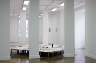 Untitled,  Exhibition view at La Galerie, Contemporary art centre, Noisy-le-Sec, Samuel Richardot