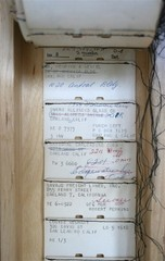 Oakland Rolodex, Chela Fielding