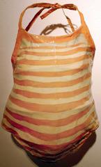 orange stripes, Sara Escamilla