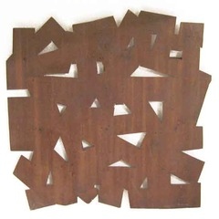 , Tony Rosenthal, 1995, Untitled Wall Sculpture (Unique)