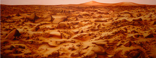 Mars, Davis Langlois