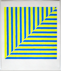 Rabat, from the Moroccan Series, 1964, Frank Stella