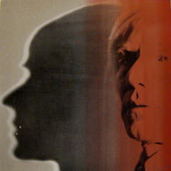 The Shadow (F&S II. 267), 1981, From Myths Portfolio, Andy Warhol