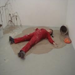 Wet Slip-Angels (performance view), Adrianne Crane
