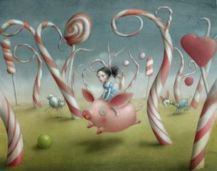 Candyland, Nicoletta Ceccoli