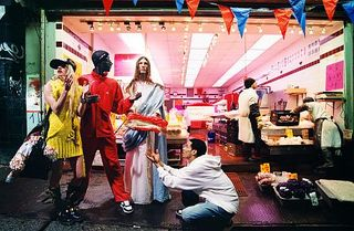 Loaves and Fishes,David LaChapelle