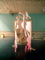 Statue, Los Angeles,David LaChapelle