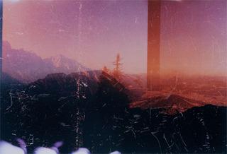 Dropped Landscape (Rot), 2008, Moritz Hirsch