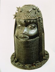 Head of an Oba,