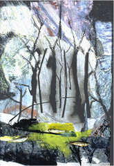 """Frost in Amagansett"", Barbara Schwartz"