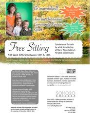 Free Sitting,