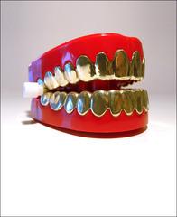 Chattering Teeth, TYPOE