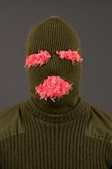 Untitled (Green and Pink Army), Stephen Collier