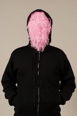 Untitled (Black Hoodie), Stephen Collier