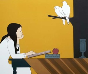 Introspection - 5733, Will Barnet