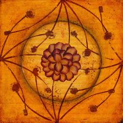 Untitled (Dandelion Spin), Sara Crisp
