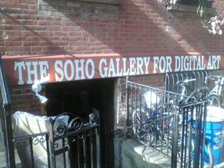 Soho Gallery for Digital Art,various artists