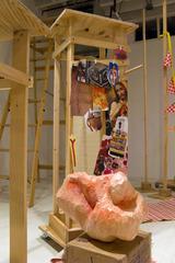 Installation View, Andrea Loefke