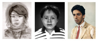 images from left to right:  Nikki S. Lee, Arne Svenson, Rineke Dijkstra ,