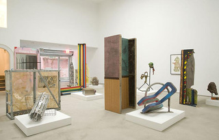 Installation view,Jacques Louis Vidal