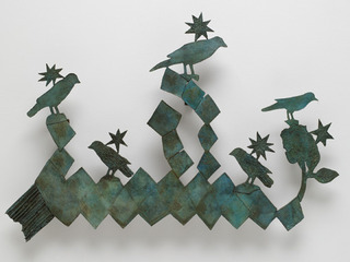 Birds and Shamrocks     , Kiki Smith