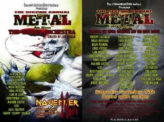 Second Annual Metal SHOW,