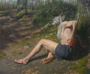 Actaeon , Paul Reid