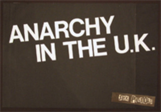 Anarchy In The UK (trial version), Jamie Reid