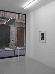 LA LIBRAIRIE, installation view,
