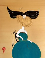Melancholic Aristocracy,Hayv Kahraman