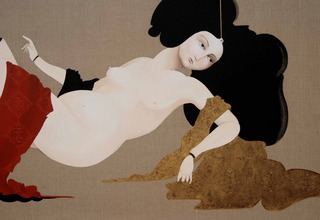 Sexual (detail 3),Hayv Kahraman