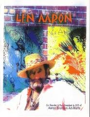 Len Aaron Recession Sale, Len Aaron