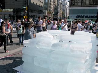 Burning ICE, Chin Chih Yang