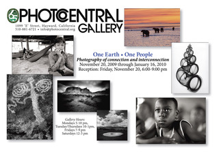 One Earth One People, PhotoCentral