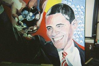 Vote 2008, Alpha Bruton