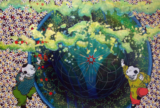We Spin A World, Amy Cheng